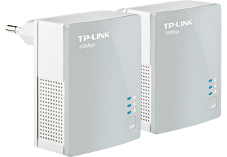 Adaptador PLC - TpLink AV500 Kit Nano Powerline, 500Mbps