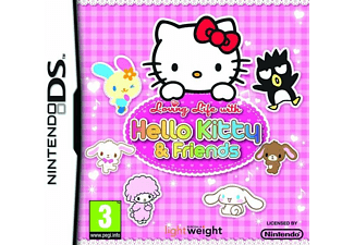 Παιχνίδι puzzle Loving Life with Hello Kitty and Friends Nintendo DS