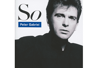 Peter Gabriel - So (2012 Remaster - 25th Anniversary) - (CD)