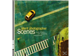 Scenes - Silent Photographer - (CD)