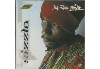 Sizzla - Da Real Thing - (CD)