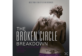 The Broken Circle Breakdown Band;Bjorn Eriksson - The Broken Circle Breakdown | CD