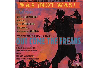 W.A.S., Was (not Was) - Out Come The Freaks - (CD)