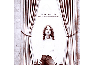 Alex Chilton - Free Again: The 1970 Sessions - (CD)