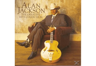 Alan Jackson - THE GREATEST HITS COLLECTION - (CD)