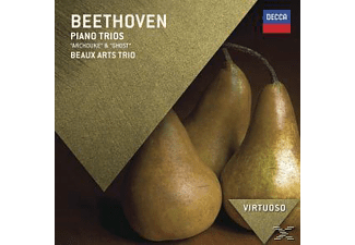 Beaux Arts Trio - Klaviertrio 4, 5, 7 - (CD)