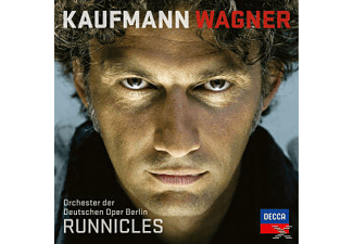 Jonas Kaufmann / Donald Runnicles / ODOB Wagner Oper CD