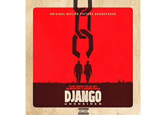 Various DJANGO UNCHAINED Soundtrack CD