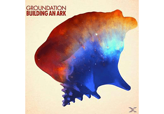 Groundation - BUILDING AN ARK - (CD)