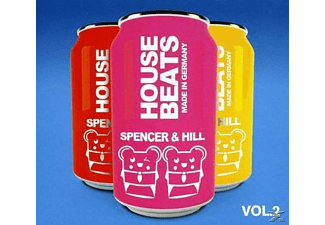 Spencer & Hill - House Beats Made In Germany, Vol.2 - (CD)