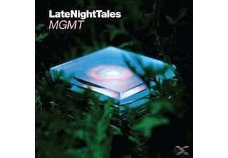 MGMT - Late Night Tales - (Vinyl)