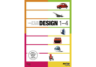 DESIGN 1-4 (4 DVDS) - (DVD)