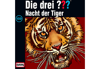 SONY MUSIC ENTERTAINMENT (GER) Die drei ??? 159: Nacht der Tiger