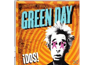 Green Day - Dos!+T-Shirt L - (CD)
