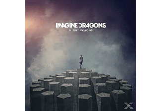 Imagine Dragons NIGHT VISIONS Pop CD