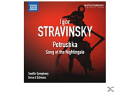 Gerard Schwarz, Seattle Symphony Orchestra - Petruschka - Song of the Nightingale [CD]
