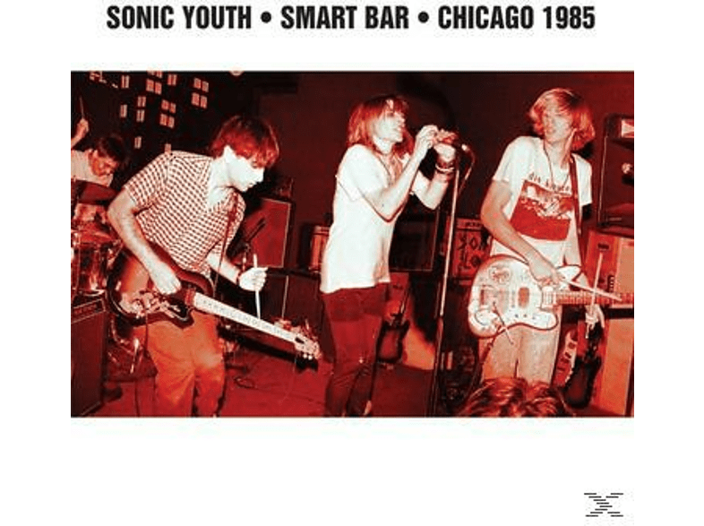 Sonic Youth - Smart Bar Chicago 1985 [CD]
