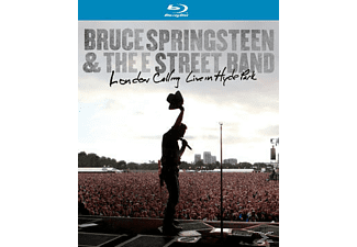 The E Street Band E Street Band - London Calling - Live In Hyde Park Pop Blu-ray