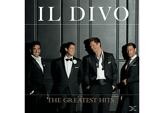 Il Divo - GREATEST HITS (DELUXE) THE | CD