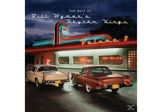 Bill Wyman S Rhythm Kings - The Best Of Bill Wyman`s Rhythm Kings-Vol.2 - (CD)