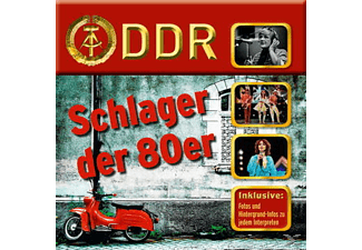 VARIOUS - Ddr Schlager - (CD)