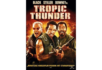 Tropic Thunder - (DVD)