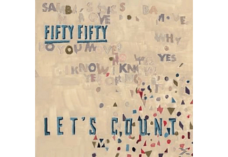 Fifty Fifty - Let's Count - (CD)