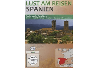 Lust am Reisen - Spanien - (DVD)