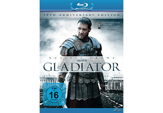 Gladiator - 10th Anniversary Edition Action Blu-ray