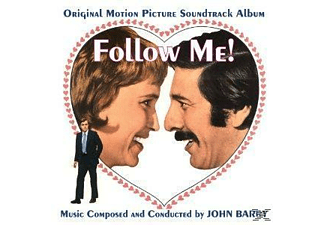 John Barry - Follow Me! - (Vinyl)