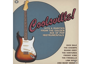 VARIOUS - Coolsville! - (CD)