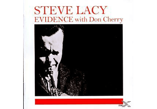 Steve & Don Cherry Lacy - Evidence - (CD)