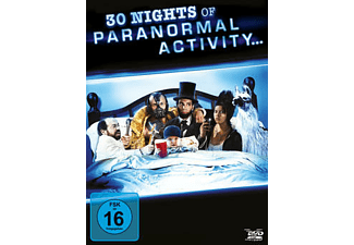 30 Nights of Paranormal Activity with the Devil Inside - (DVD)