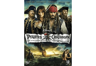 Pirates Of The Caribbean 4 - On Stranger Tides | DVD