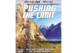 Pushing The Limit 3D | Blu-ray