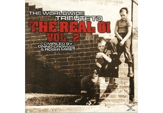 VARIOUS - Worldwide Tribute to the real Oi Vol.2 - (CD)