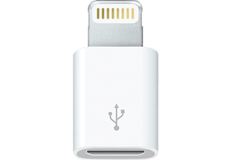Adaptador - Apple MD-820 Lightning a micro USB