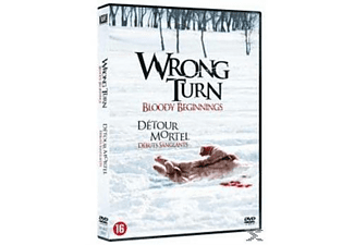 Wrong Turn: Bloody Beginnings DVD