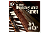 Jory Vinikour - The Complete Harpsichord Works Of Rameau [CD]