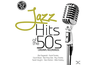 VARIOUS - Jazz Hits Of The 50s - (CD)