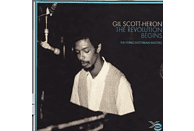 Gil Scott-Heron - The Revolution Begins-The Flying Dutchman Masters [CD]