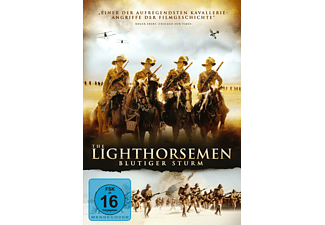 The Lighthorsemen - Blutiger Sturm - (DVD)