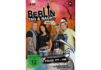 Berlin Tag & Nacht - Staffel 10 - (DVD)