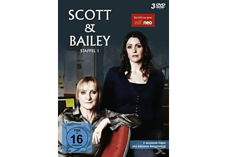 Scott & Bailey - Staffel 1 [DVD]
