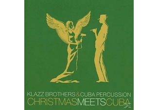 Klazz Brothers & Cuba Percussion - Christmas Meets Cuba - (CD)