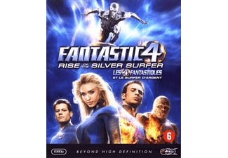 Fantastic Four Rise of the Silver Surfer | Blu-ray