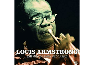Louis Armstrong - Satchmo-Columbia Jazz - (CD)