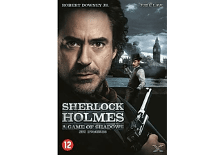 Sherlock Holmes: A Game Of Shadows | DVD