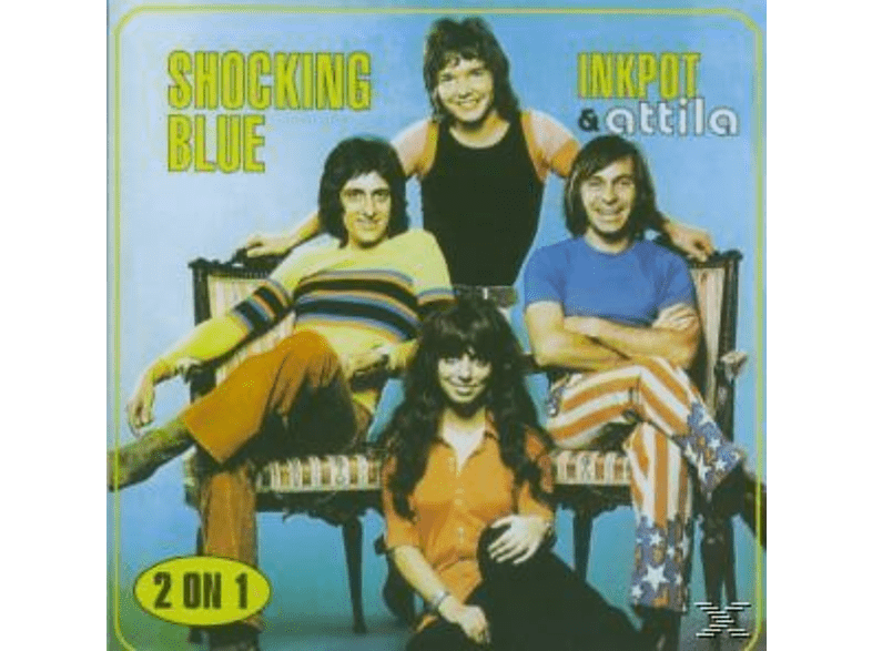 Shocking Blue - Inkpot & Attila [CD]