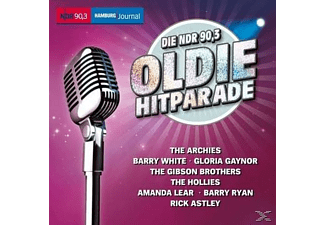 VARIOUS - Ndr 90, 3-Oldiehitparade - (CD)